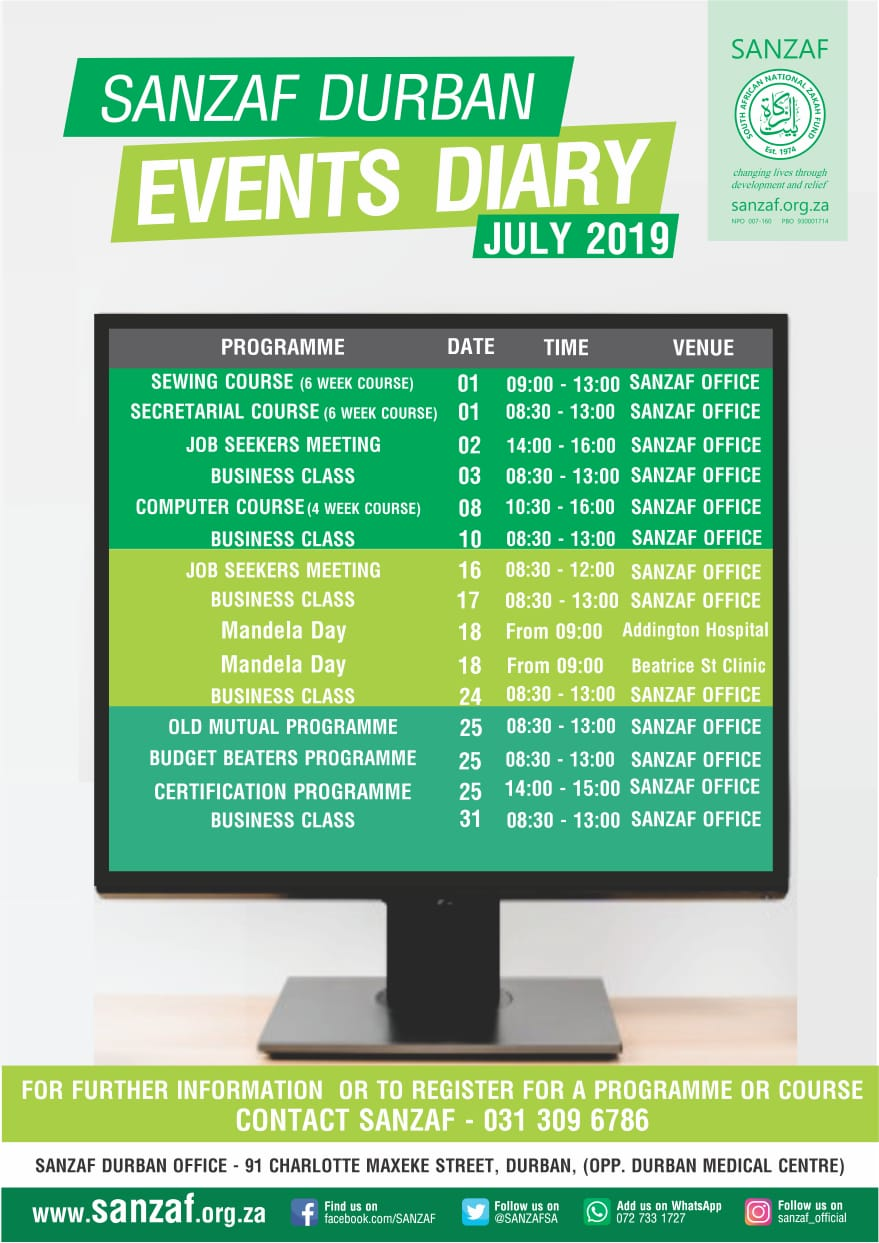 events july